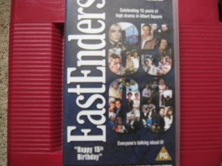 EastEnders: Happy 15th Birthday [VHS]: Steve McFadden, Adam Woodyatt, Pam St. Clement, June Brown, Barbara Windsor, Wendy Richard, Perry Fenwick, Sid Owen, Letitia Dean, Patsy Palmer, Todd Carty, Jessie Wallace, Ben Schaffer, David Andrews, Martin Gent, Me
