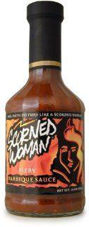 Scorned Woman Fiery Barbecue Sauce (14 FL.OZ. / 385 ml) Grocery & Gourmet Food