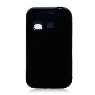 For NET10 Straight Talk Samsung S390G Soft TPU SKIN Case Black