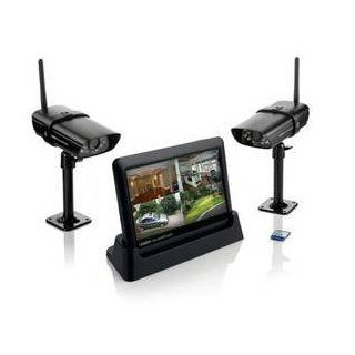 Uniden Guardian Advanced Wireless Security System with 2 Surveillance   G766 : Complete Surveillance Systems : Camera & Photo