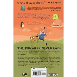 ADVENTURE TIME TP VOL 01: Ryan North, Braden Lamb, Shelli Paroline: 9781608862801: Books