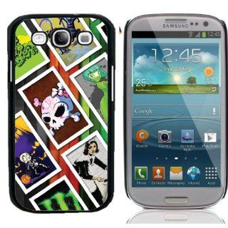 Graffiti Art And Style Hard Plastic and Aluminum Back Case for Samsung Galaxy S3 I9300 With 3 Pieces Screen Protectors: Cell Phones & Accessories
