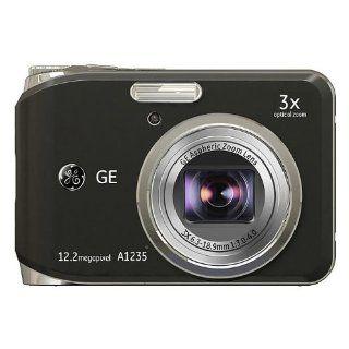 "General Electric A1235 12.2 Megapixel,3x Optical Zoom,2.5"" LCD Digital Camera. My GN: Camera & Photo"