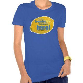 Lemonade Heroes   Ladies' T Shirt