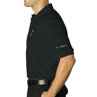 Franciscan TAU cross Polo