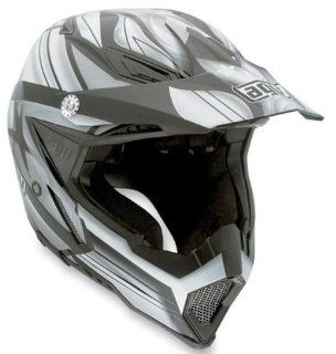 AGV AX 8 EVO Flagstars Helmet , Size: 2XL, Primary Color: Gray, Helmet Type: Offroad Helmets, Helmet Category: Offroad, Gender: Mens/Unisex, Distinct Name: Black/Gunmetal 7511O2C0001011: Automotive