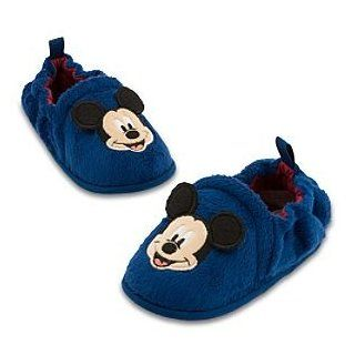 Disney Mickey Mouse Plush Slippers for Boys Toys & Games