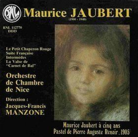 Le Petit Chaperon Rouge / Suite Francaise / Intermedes / La Valse de Carnet de Bal Music