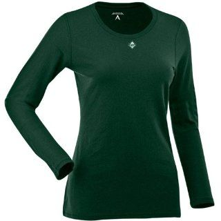 Tampa Bay Rays Women's Long Sleeve Relax T Shirt by Antigua Sport: Sports & Outdoors