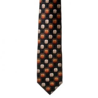 Croft & Barrow Mens Patterned 100% Silk Neck Tie at  Men�s Clothing store