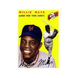 1994 Topps Archives 1954 #90 Willie Mays: Sports Collectibles