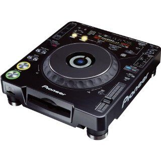 Pioneer CDJ 1000MK3 Professional CD/MP3 Turntable: Musical Instruments
