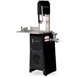 Sportsman Series Meat Cutting Band Saw with Grinder: Kitchen & Dining