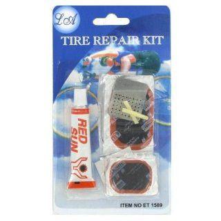 Bike Tire Repair Kit Case Pack 432: Automotive