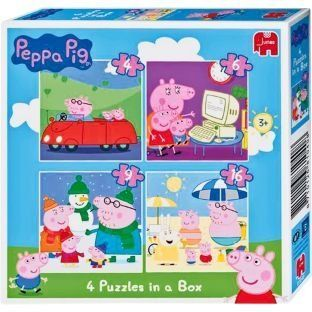 Heinz Beans Jigsaw Puzzle Tin Toys & Games
