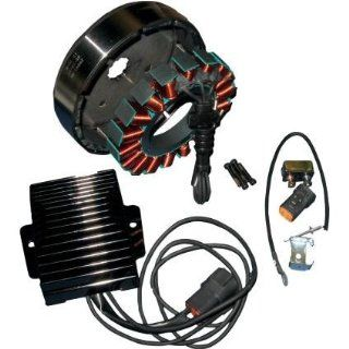 Cycle Electric 80 Series 50 AMP 3 Phase Alternator Kit CE 84T 09 Automotive