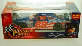 1997   Kenner   NASCAR   Winner's Circle   Stock Car Series   Dale Jarrett #88   1:24 Scale Die Cast   Ford Thunderbird   Limited Edition   Collectible: Toys & Games