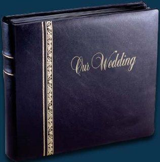 Art Leather Futura Wedding Photo Album   Bookshelf Albums