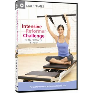 STOTT PILATES Intensive Reformer Challenge with Platform and Pole DVD