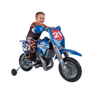Big Toys Boys SXC 6V Big Toys Dirt Bike