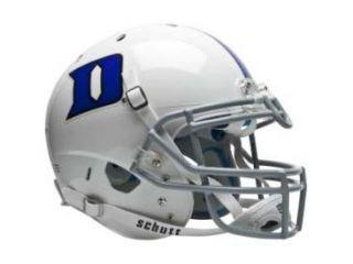 Duke Blue Devils Authentic XP Football Helmet Schutt