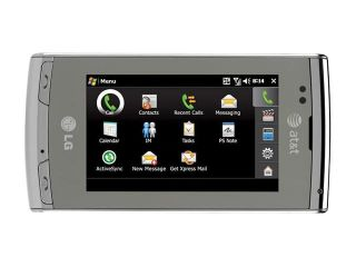 LG Incite 3G Unlocked GSM Touch Screen phone with WiFi, GPS, Music (CT810)