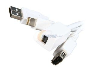 Kanex Extension Cable for Apple LED Cinema Display 24 Inch 27 Inch   10 ft Model C247EXT10FT