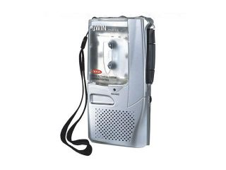 jWIN JX R16 VAS Micro Cassette Recorder with Built in Microphone