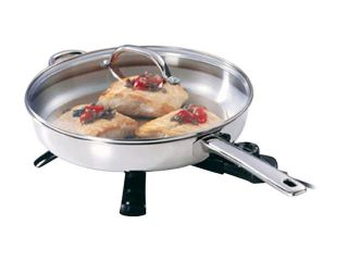 PRESTO 07300  Electric Skillets & Woks