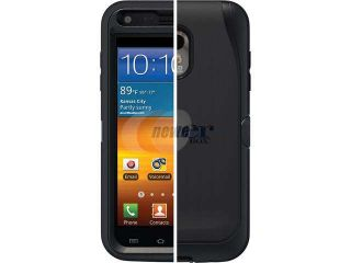 OtterBox Defender Series f/Samsung Galaxy S II Epic 4G Touch   Black