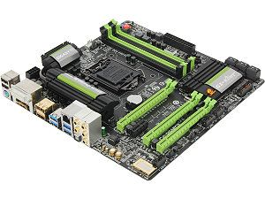 GIGABYTE GA G1.Sniper M5 LGA 1150 Intel Z87 SATA 6Gb/s Micro ATX Intel Motherboard