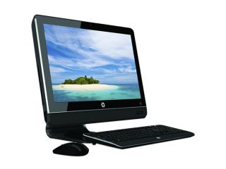 "HP TouchSmart Athlon II X2 4GB DDR3 1TB HDD Capacity 20"" Touchscreen All in One PC Windows 7 Home Premium 64 bit 310 1037 (BT609AAR#ABA)"