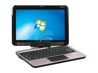 "HP TouchSmart Intel Core i3 4GB Memory 640GB HDD 12.1"" Tablet PC Windows 7 Home Premium 64 bit TM2 2050US"