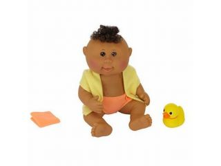 Cabbage Patch Kids Newborns Dirty to Clean Boy Hispanic Doll & Duck Toy