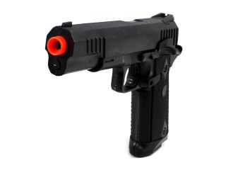 Electric Blowback Airsoft Pistol Full Auto Marine Corp FPS 180 AEP