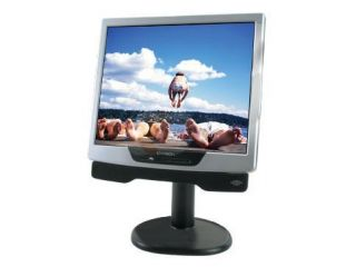 "ENVISION EN 9250 Silver Black 19"" 12ms LCD Monitor 250 cd/m2 600:1 Built in Speakers"
