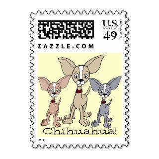 Cartoon Chihuahua 302   03Ae2 Postage Stamps