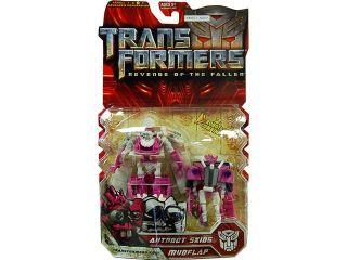 Transformers Revenge Of The Fallen Deluxe Figure Autobot Skids & Mudflap