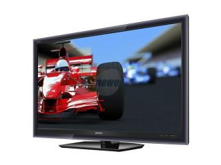 "Sony BRAVIA 46"" 1080p 120Hz LCD HDTV KDL 46W5100"