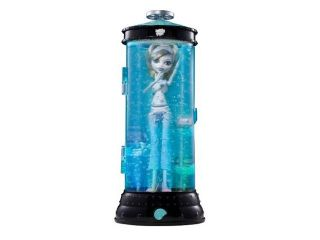 Mattel Monster High Dead Tired Lagoona Blue Doll And Hydration Station Playset