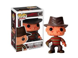 Freddy Krueger POP Movies Vinyl Figure