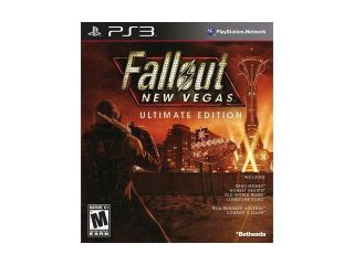 Bethesda Softworks 12592 Fallout new vegas ue ps3