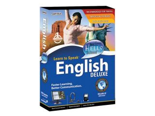 Individual Software Learn to Speak English Deluxe 10