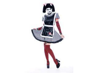 Gothic Rag Doll Costume Adult Medium