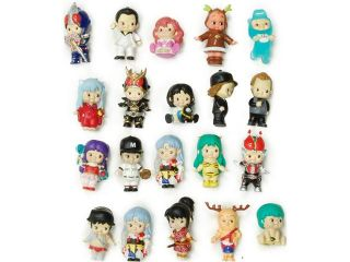 Sonny Angel Mini Baby Figures Cosplay Anime Wave 2 Set Of 20