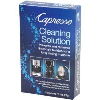 Capresso 4440.90 3 pack Charcoal Water Filters: Kitchen