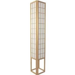 Zen Meditation Simple Décor   6ft. Japanese Style Wood & Paper Shoji